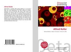 Bookcover of Alfred Roller