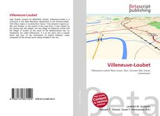 Bookcover of Villeneuve-Loubet
