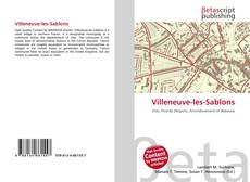 Capa do livro de Villeneuve-les-Sablons