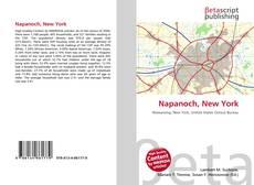 Portada del libro de Napanoch, New York
