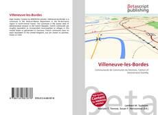 Capa do livro de Villeneuve-les-Bordes