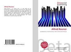 Capa do livro de Alfred Rosmer