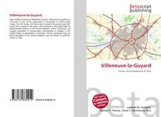 Capa do livro de Villeneuve-la-Guyard