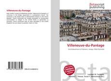 Capa do livro de Villeneuve-du-Paréage