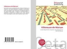 Capa do livro de Villeneuve-de-Marsan