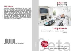 Bookcover of Sally Gifford