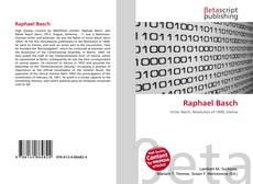 Buchcover von Raphael Basch