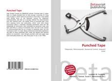 Buchcover von Punched Tape