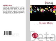 Bookcover of Raphael Cilento