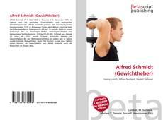 Buchcover von Alfred Schmidt (Gewichtheber)