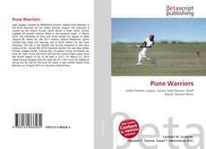 Pune Warriors kitap kapağı