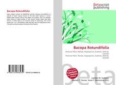 Bacopa Rotundifolia kitap kapağı