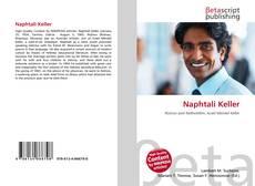 Naphtali Keller kitap kapağı