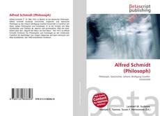 Portada del libro de Alfred Schmidt (Philosoph)