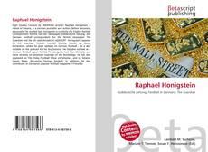 Bookcover of Raphael Honigstein