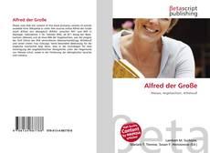 Buchcover von Alfred der Große