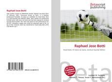 Bookcover of Raphael Jose Botti