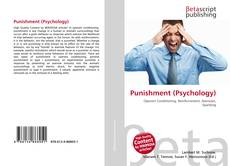 Bookcover of Punishment (Psychology)