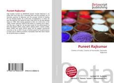 Copertina di Puneet Rajkumar