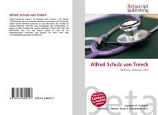 Buchcover von Alfred Schulz van Treeck