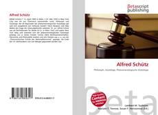 Alfred Schütz的封面