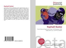 Raphaël Ibañez kitap kapağı