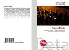 Buchcover von Salma Malik