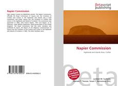 Bookcover of Napier Commission