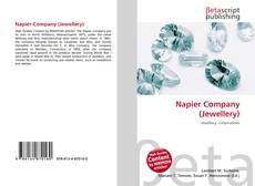 Napier Company (Jewellery)的封面