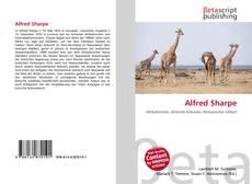 Alfred Sharpe kitap kapağı