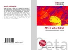Alfred Sohn-Rethel kitap kapağı