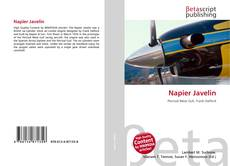 Bookcover of Napier Javelin