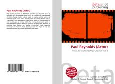 Bookcover of Paul Reynolds (Actor)