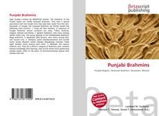 Обложка Punjabi Brahmins