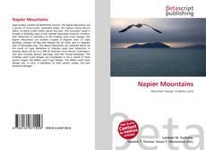 Couverture de Napier Mountains