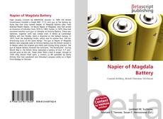 Bookcover of Napier of Magdala Battery