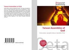 Capa do livro de Taiwan Assemblies of God