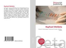 Bookcover of Raphael Meldola