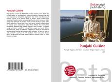 Punjabi Cuisine kitap kapağı