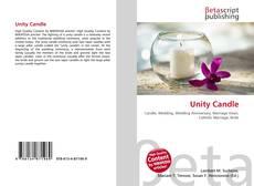 Buchcover von Unity Candle