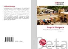 Punjabi Diaspora kitap kapağı
