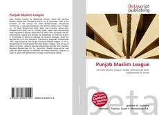 Bookcover of Punjab Muslim League