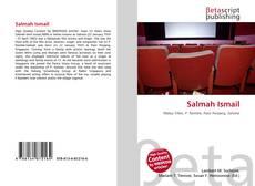 Portada del libro de Salmah Ismail