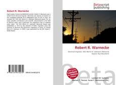 Couverture de Robert R. Warnecke