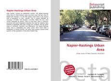 Couverture de Napier-Hastings Urban Area