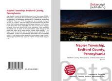 Обложка Napier Township, Bedford County, Pennsylvania