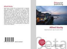 Buchcover von Alfred Stucky