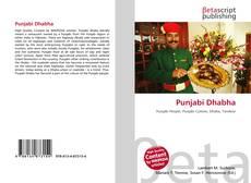 Punjabi Dhabha kitap kapağı