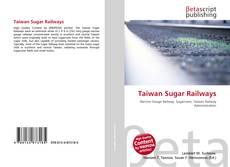 Portada del libro de Taiwan Sugar Railways