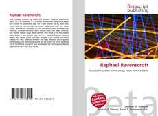 Bookcover of Raphael Ravenscroft